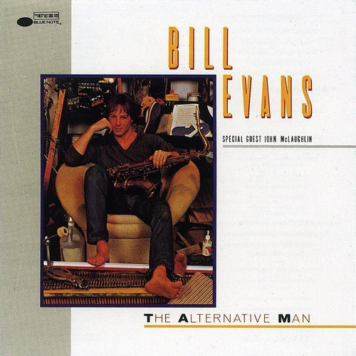 Bill Evans - The Alternative Man