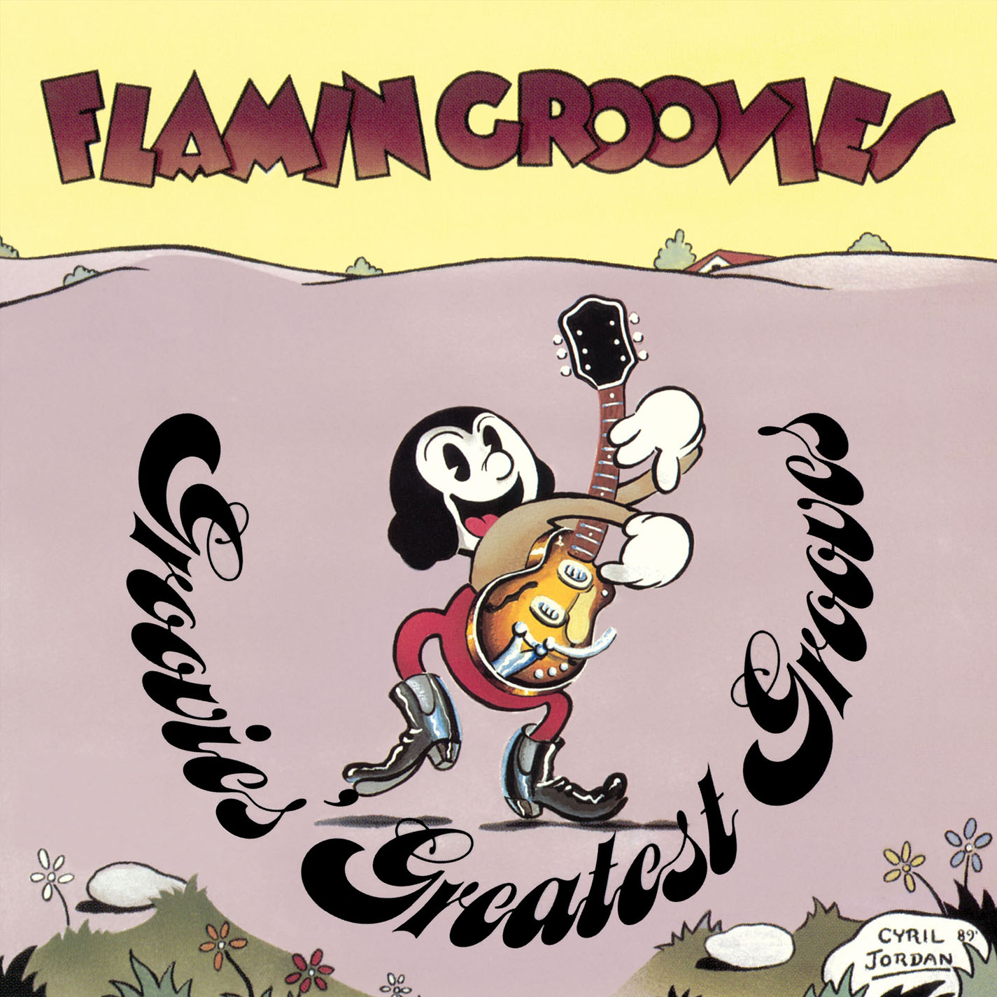 Flamin' Groovies - Groovies Grestest Grooves [Rocktober 2016 Exclusive Limited Edition Vinyl]
