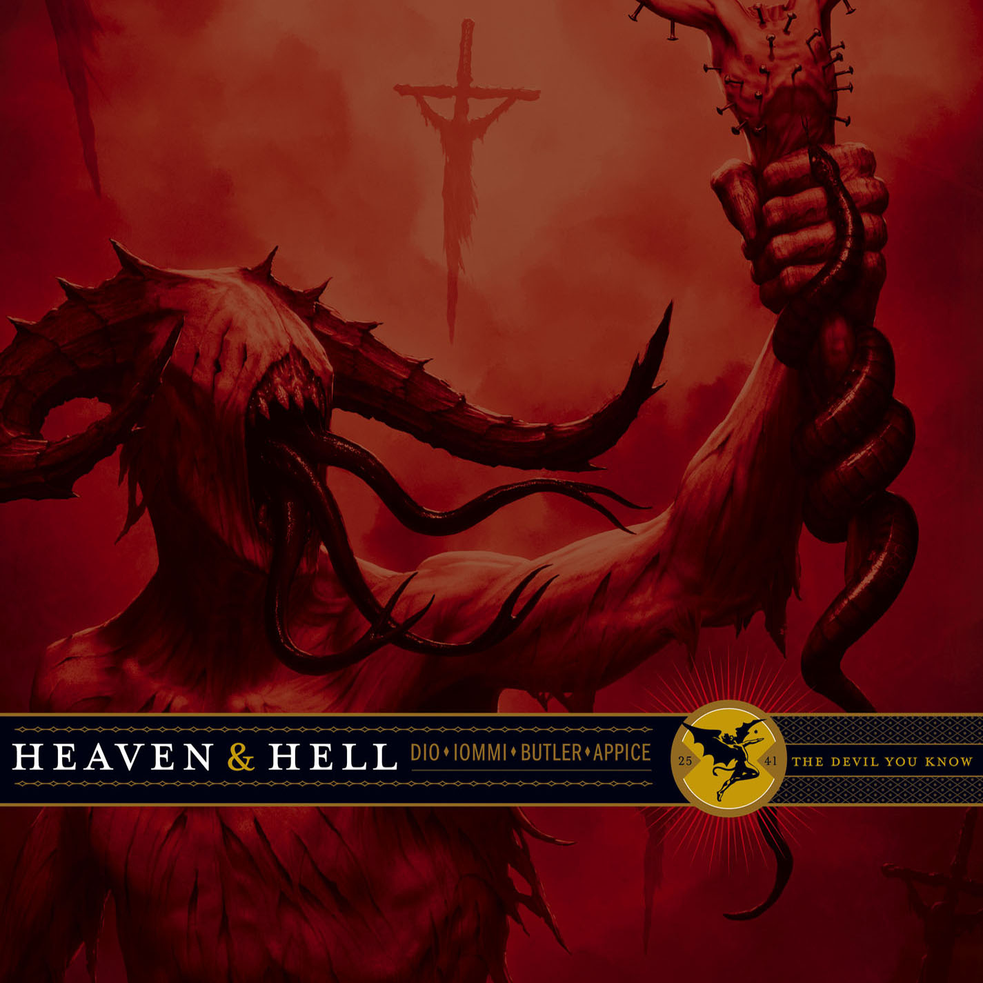 Heaven & Hell - Devil You Know