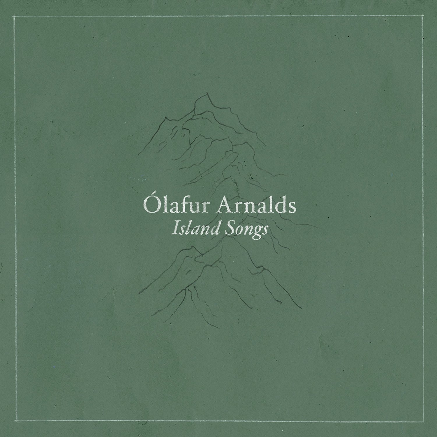 �lafur Arnalds - Island Songs [CD/DVD Combo]