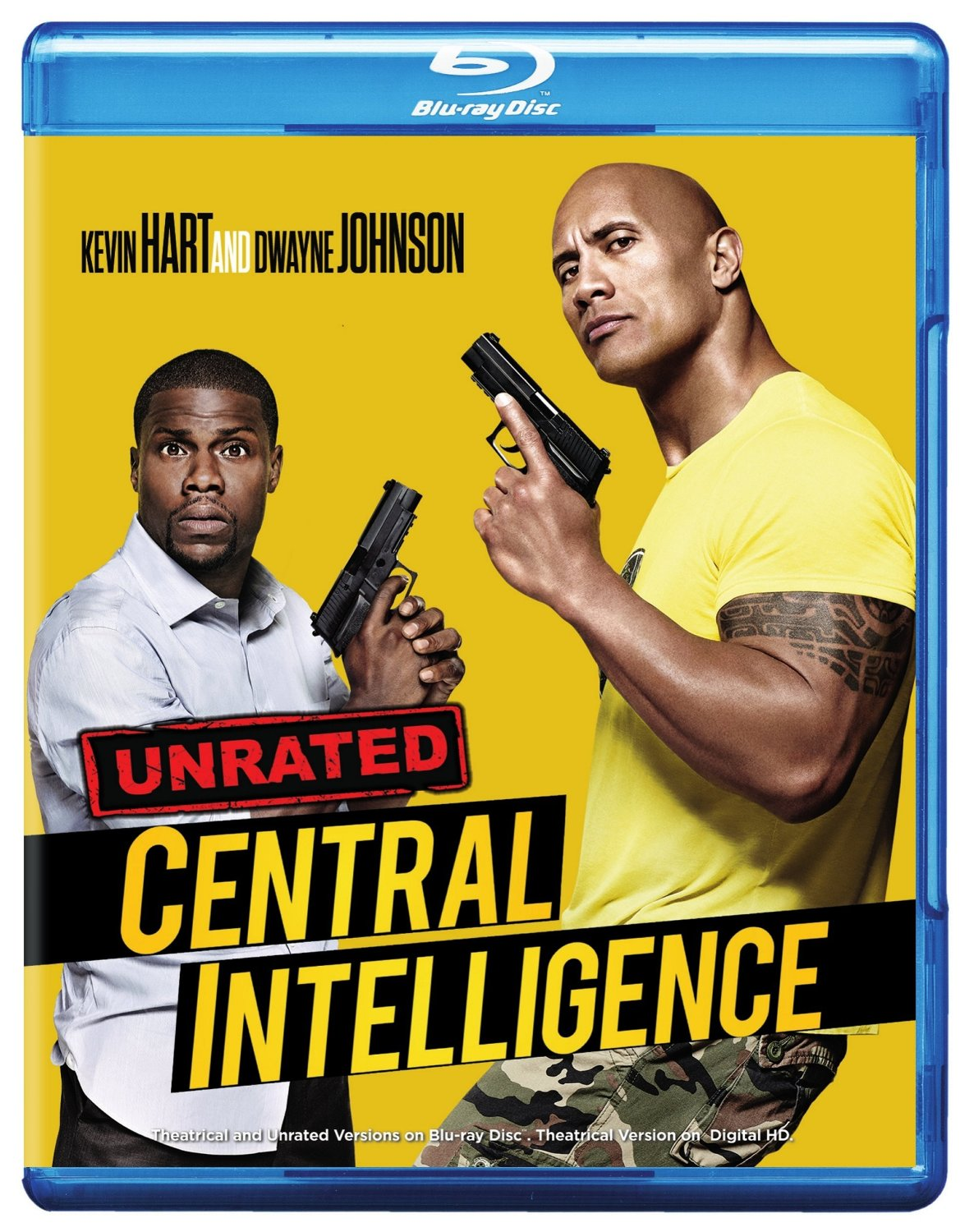 Central Intelligence [Movie] - Central Intelligence