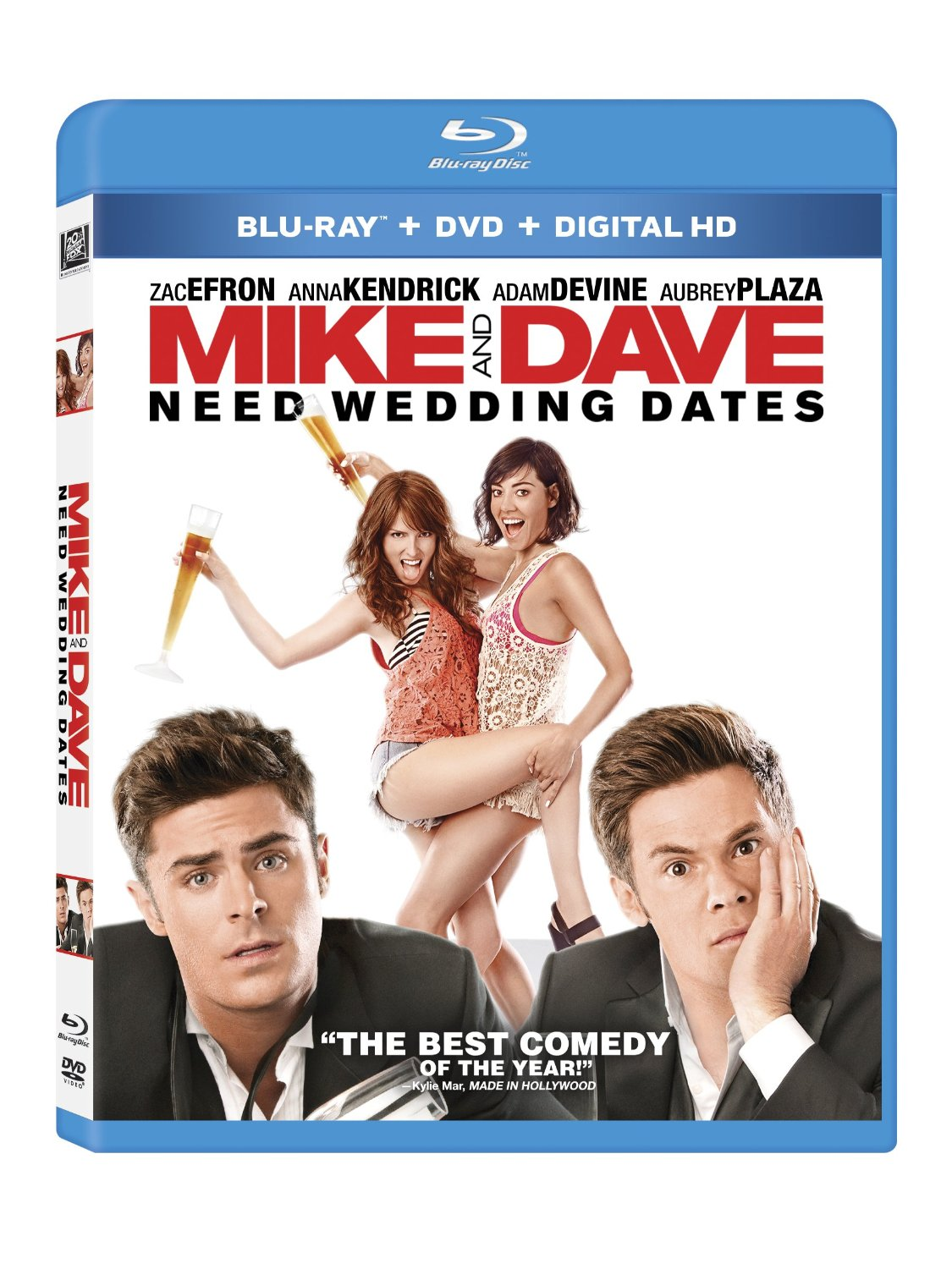 Mike & Dave Need Wedding Dates [Movie] - Mike & Dave Need Wedding Dates