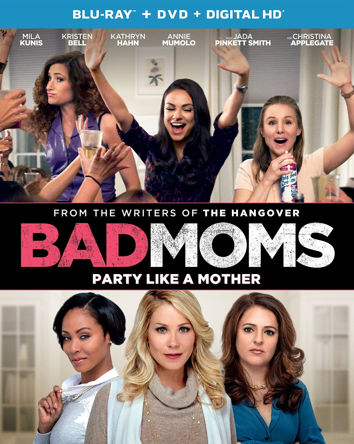 Bad Moms [Movie] - Bad Moms