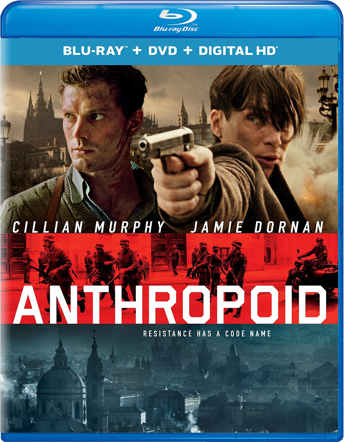 Anthropoid [Movie] - Anthropoid