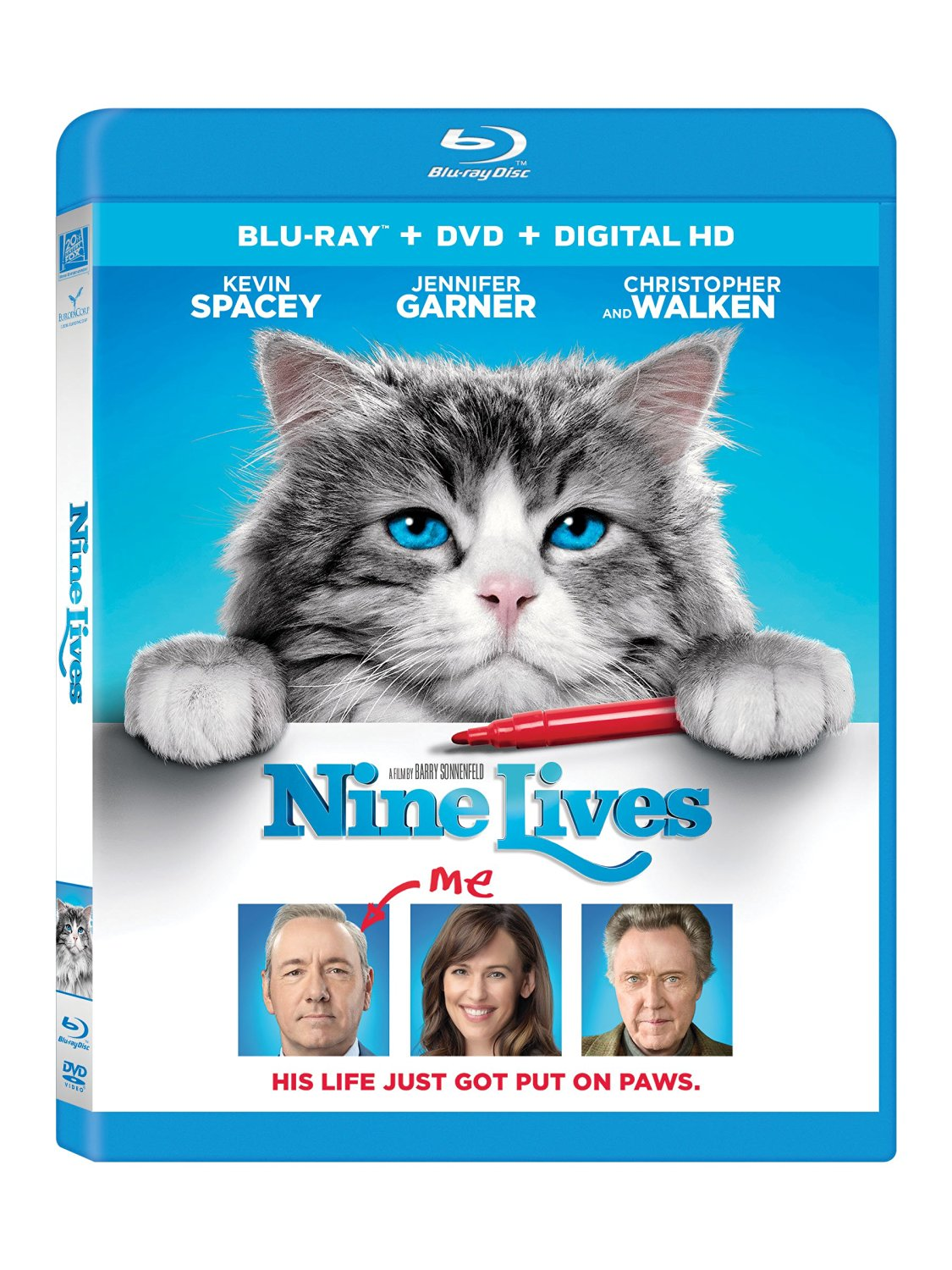 Nine Lives [Movie] - Nine Lives
