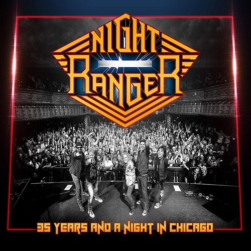 Night Ranger - 35 Years And A Night In Chicago [Deluxe 2 CD/DVD]