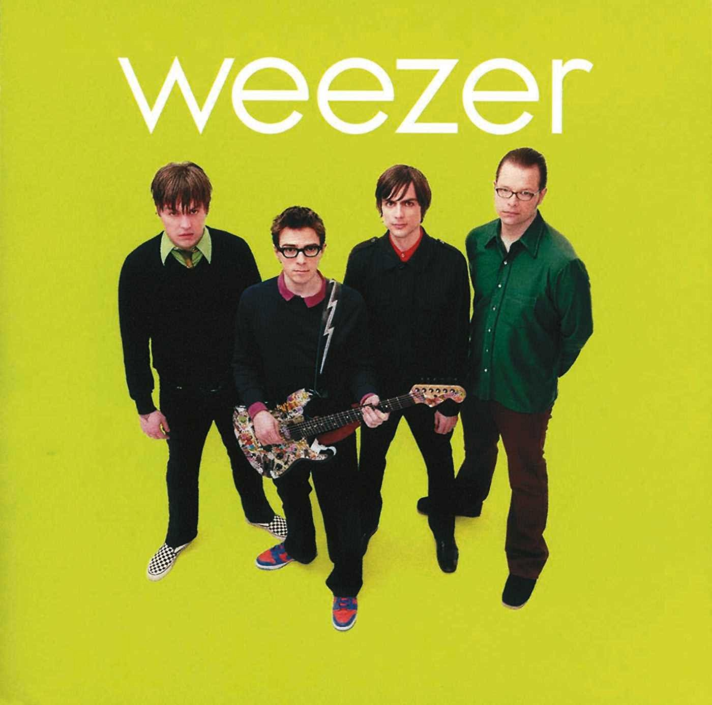 Weezer - Weezer: The Green Album [Import Limited Edition LP]