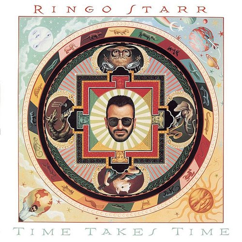 Ringo Starr - Time Takes Time (Colv) (Grn) (Ltd) (Ogv) (Ylw)