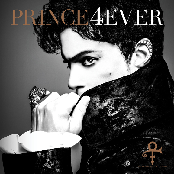 PRINCE 4EVER CD out now