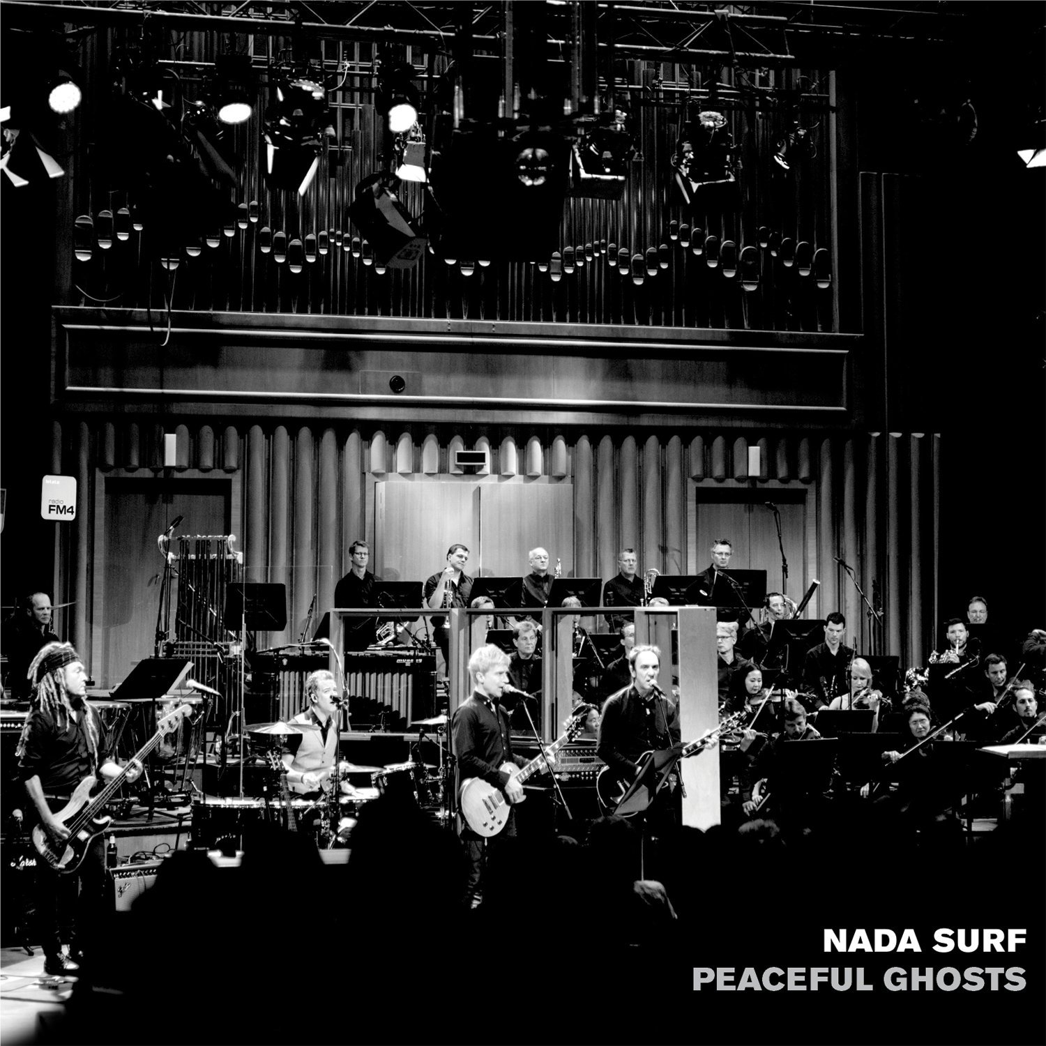 Nada Surf - Peaceful Ghosts