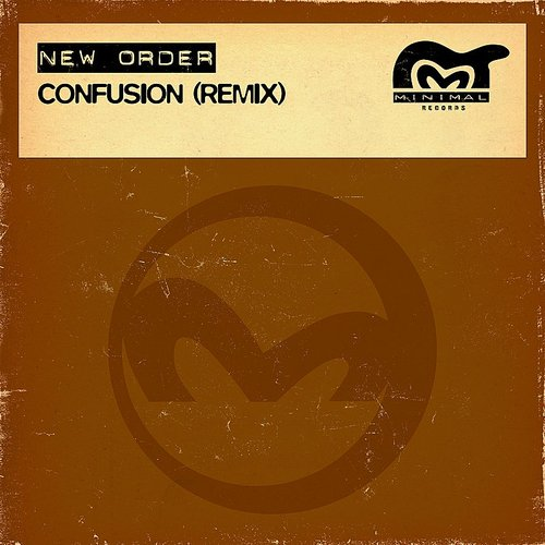 New Order - Confusion (Remixes)