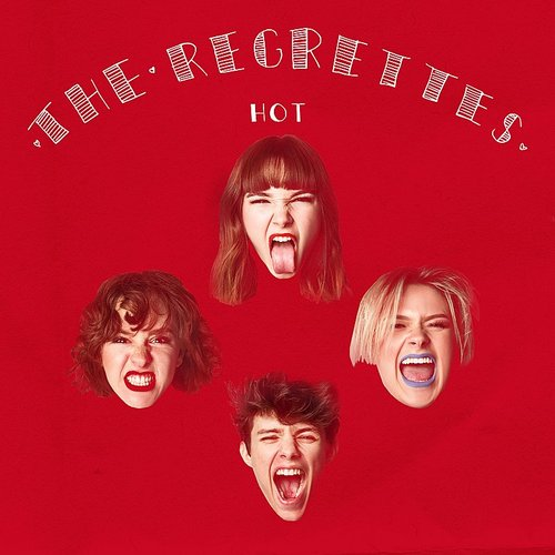The Regrettes - Hot - Single
