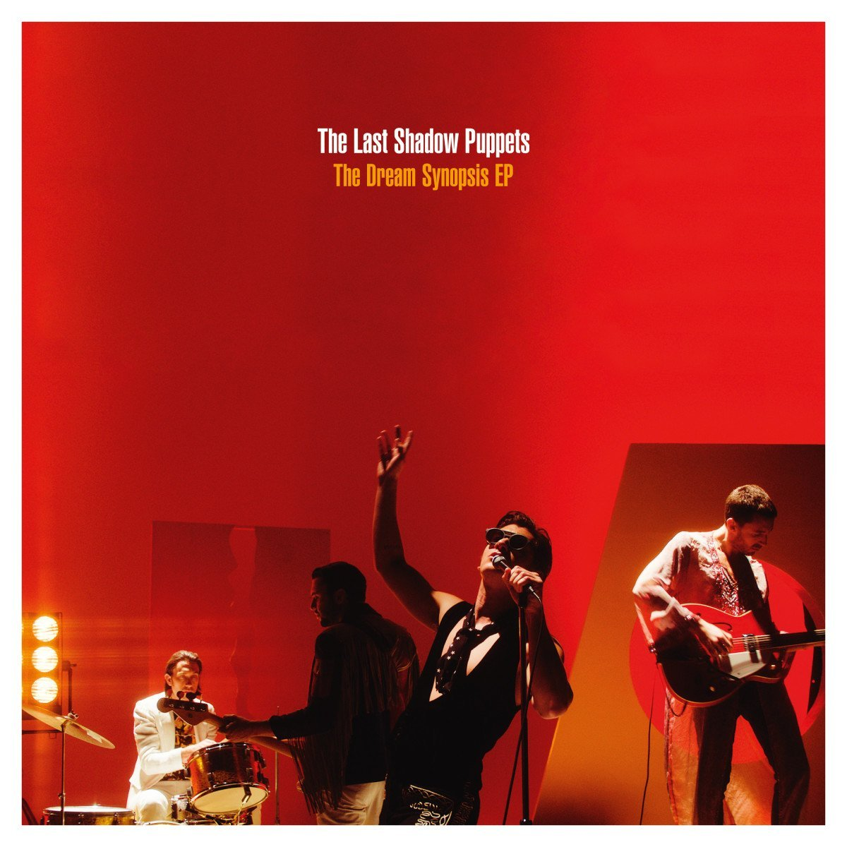 The Last Shadow Puppets - The Dream Synopsis EP