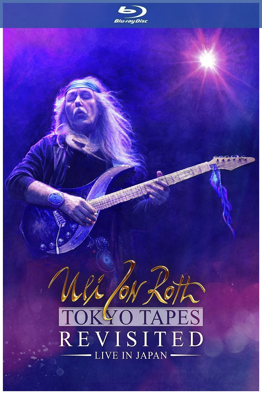 Uli Jon Roth - Tokyo Tapes Revisited: Live In Japan [Blu-ray+CD]