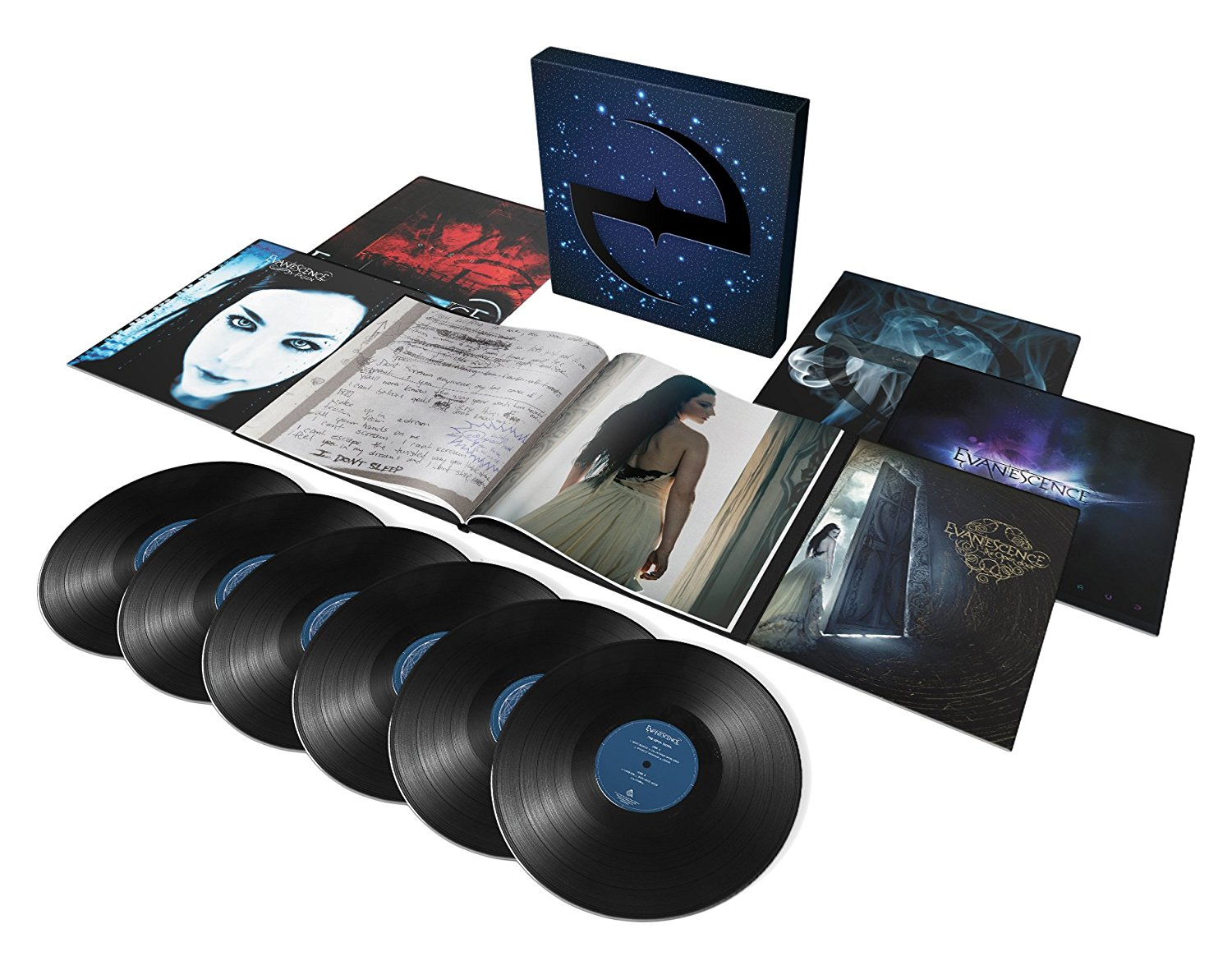 Evanescence - The Ultimate Collection [6LP Set]