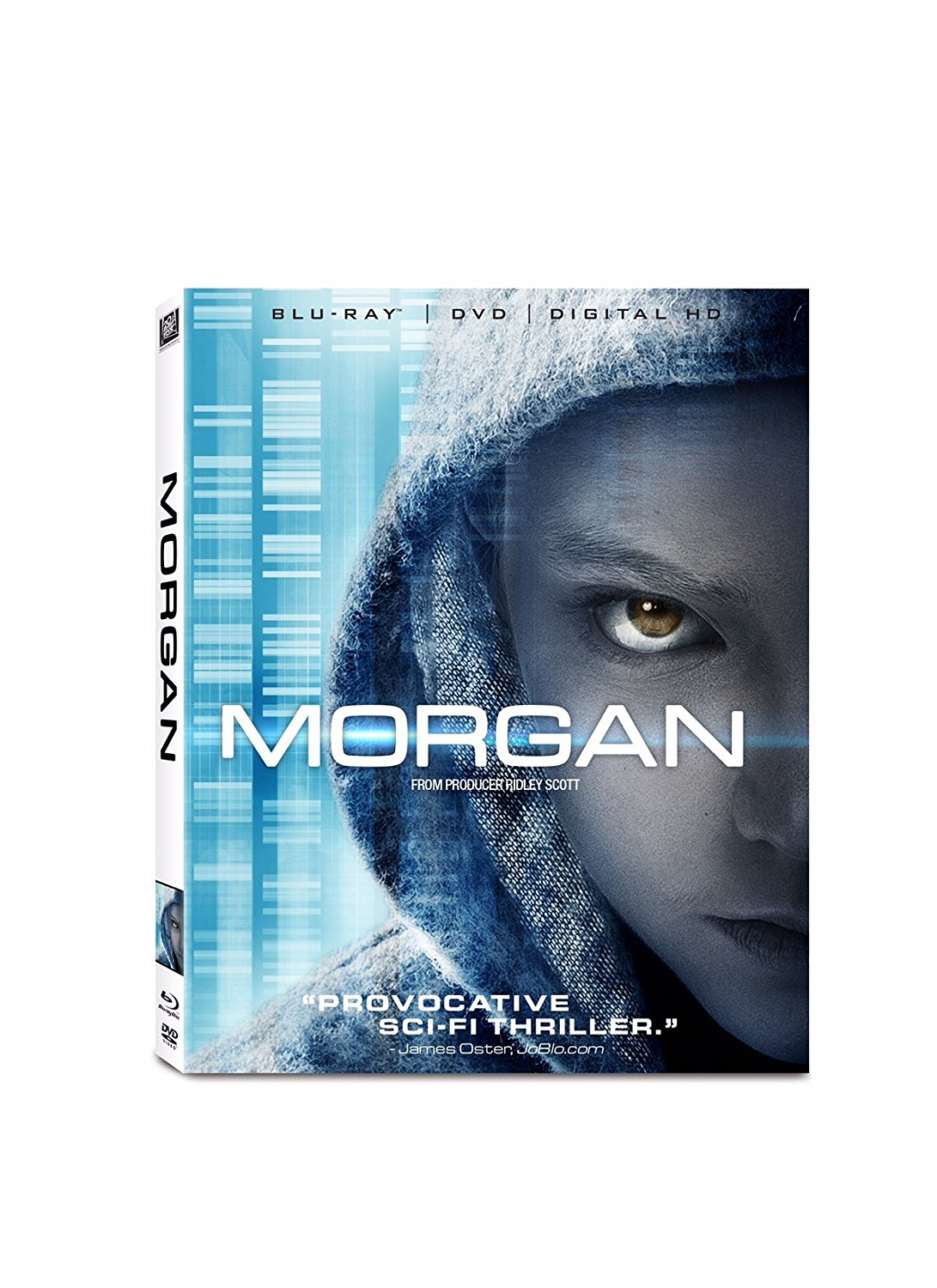 Morgan [Movie] - Morgan