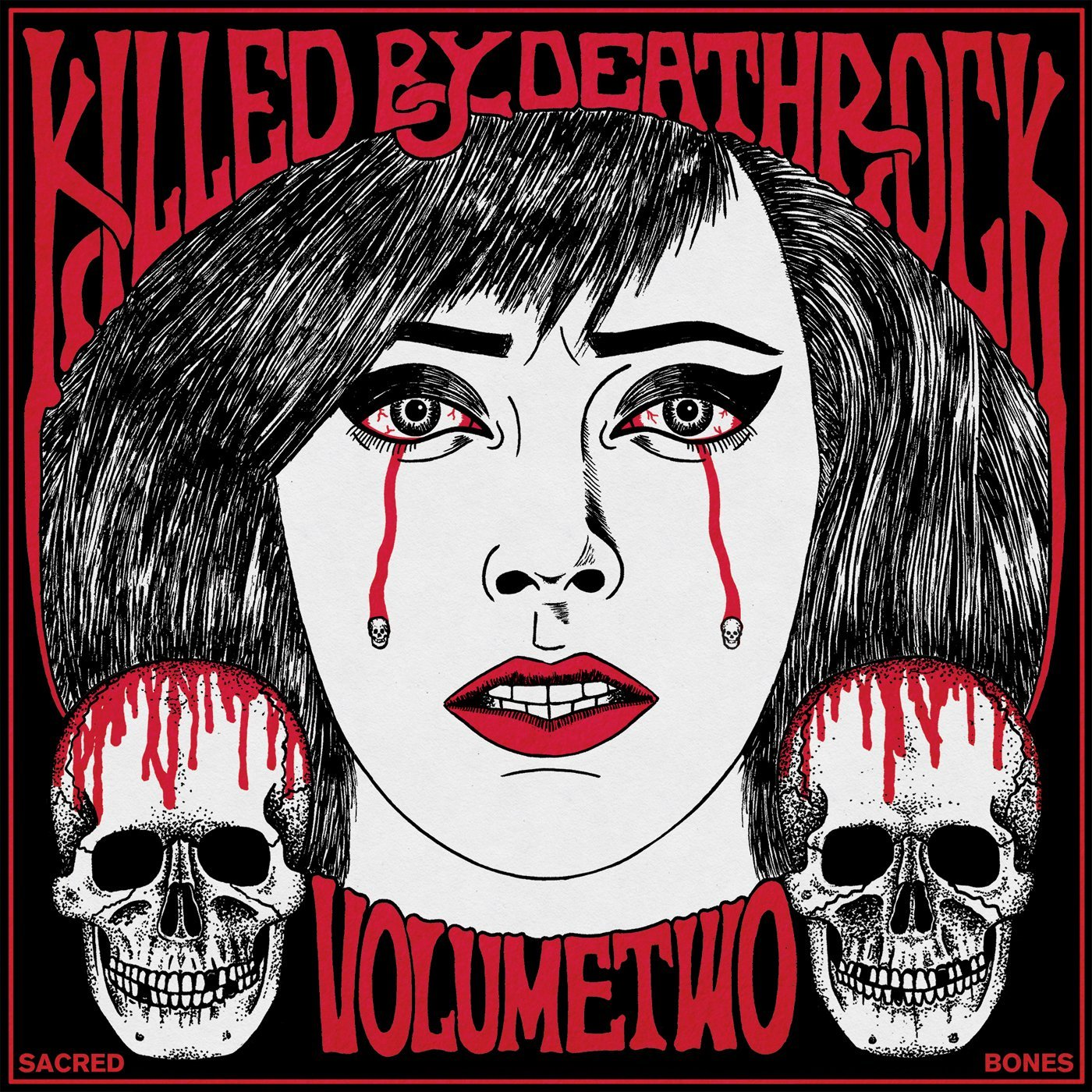 Killed By Deathrock 2 / Various