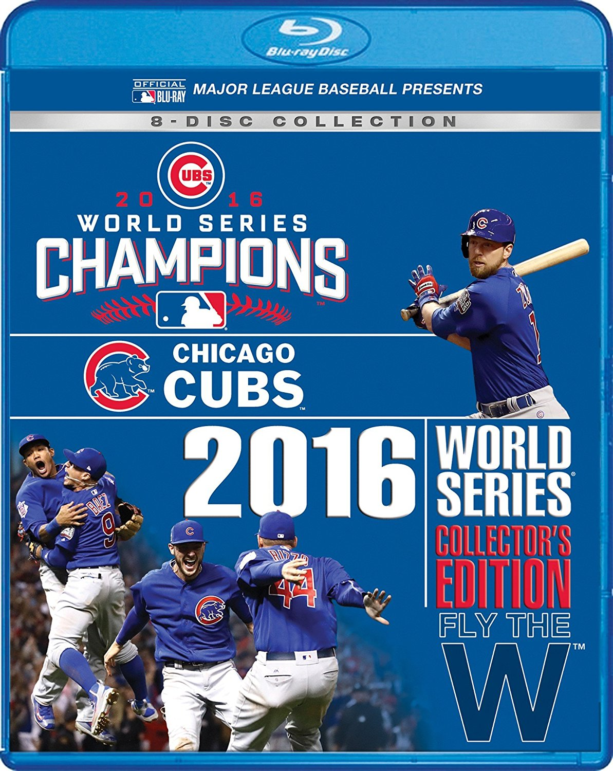 2016 World Series - Chicago Cubs 2016 World Series Collector's Edition