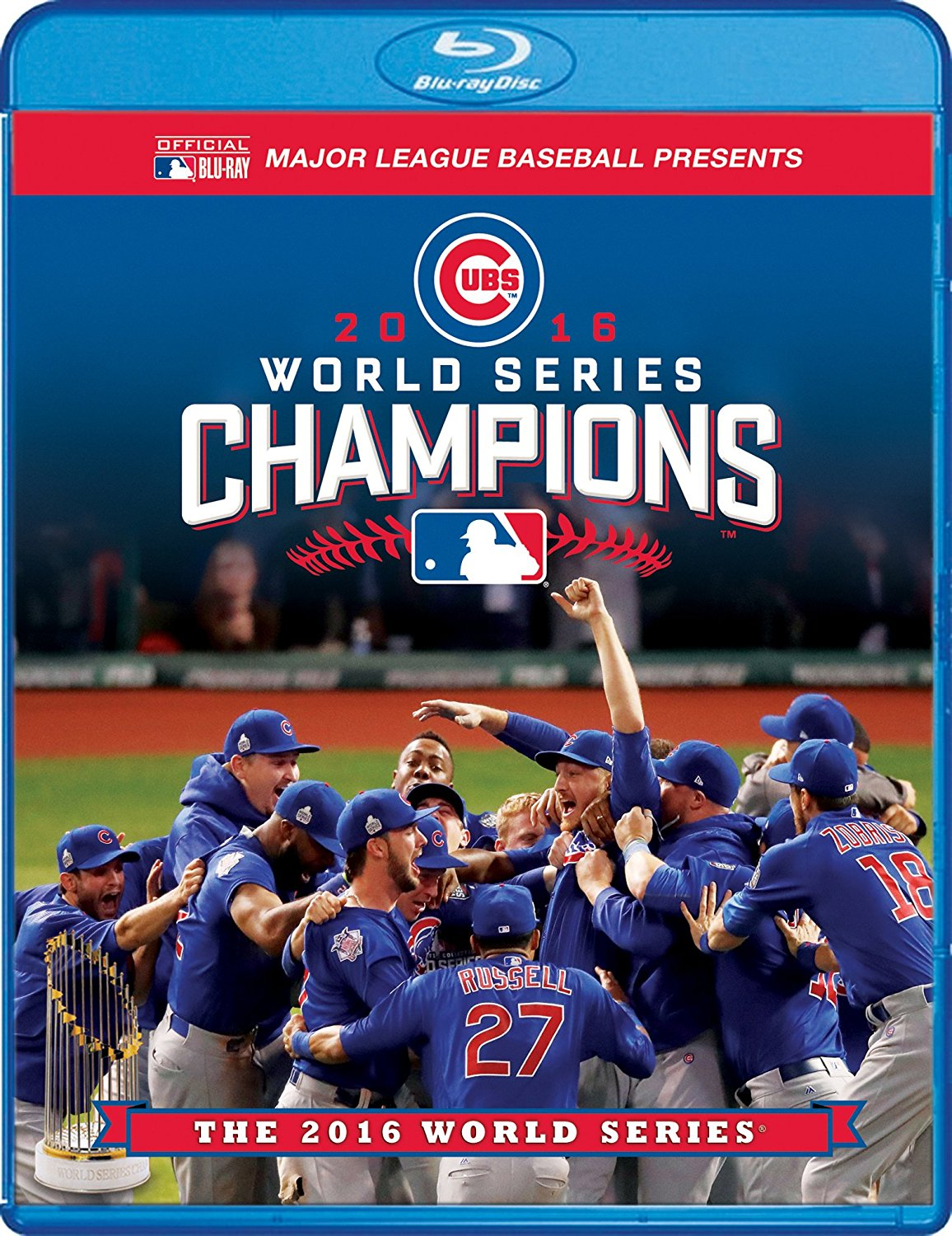 2016 World Series - 2016 World Series Champions: The Chicago Cubs