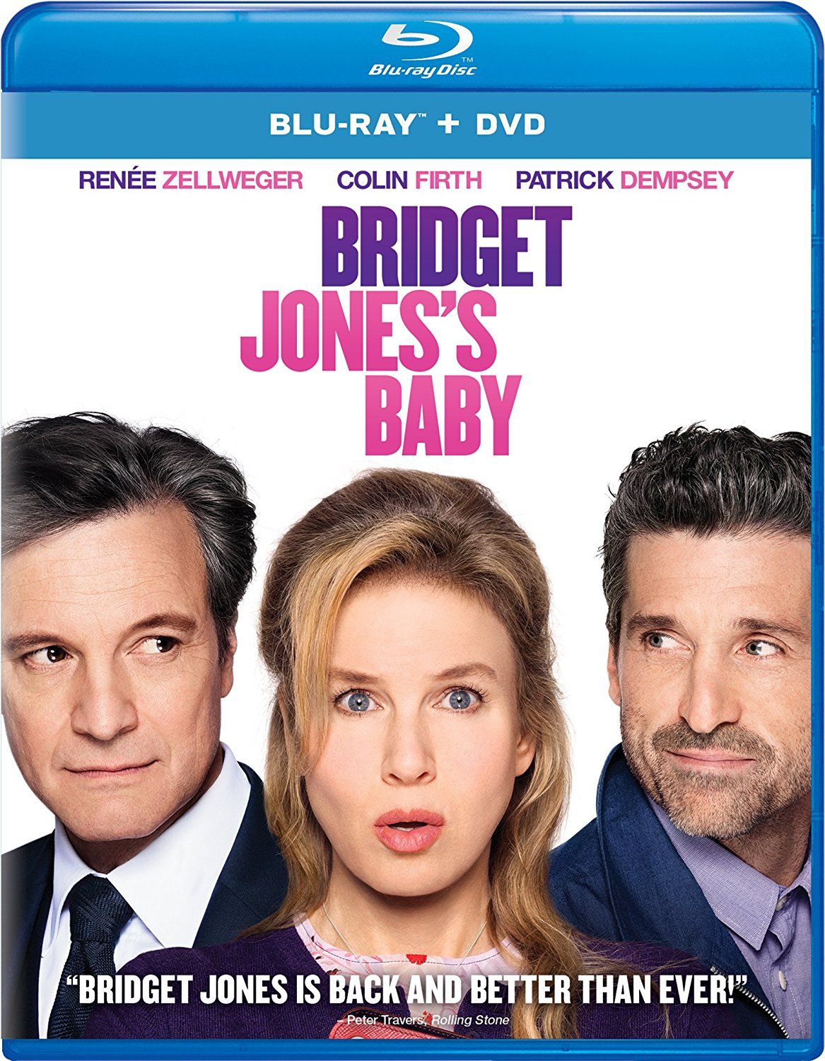 Bridget Jones's Diary [Movie] - Bridget Jones's Baby