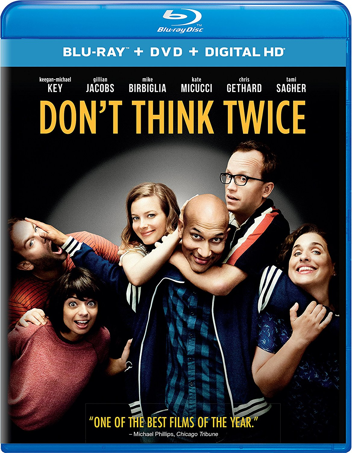 Don't Think Twice [Movie] - Don't Think Twice
