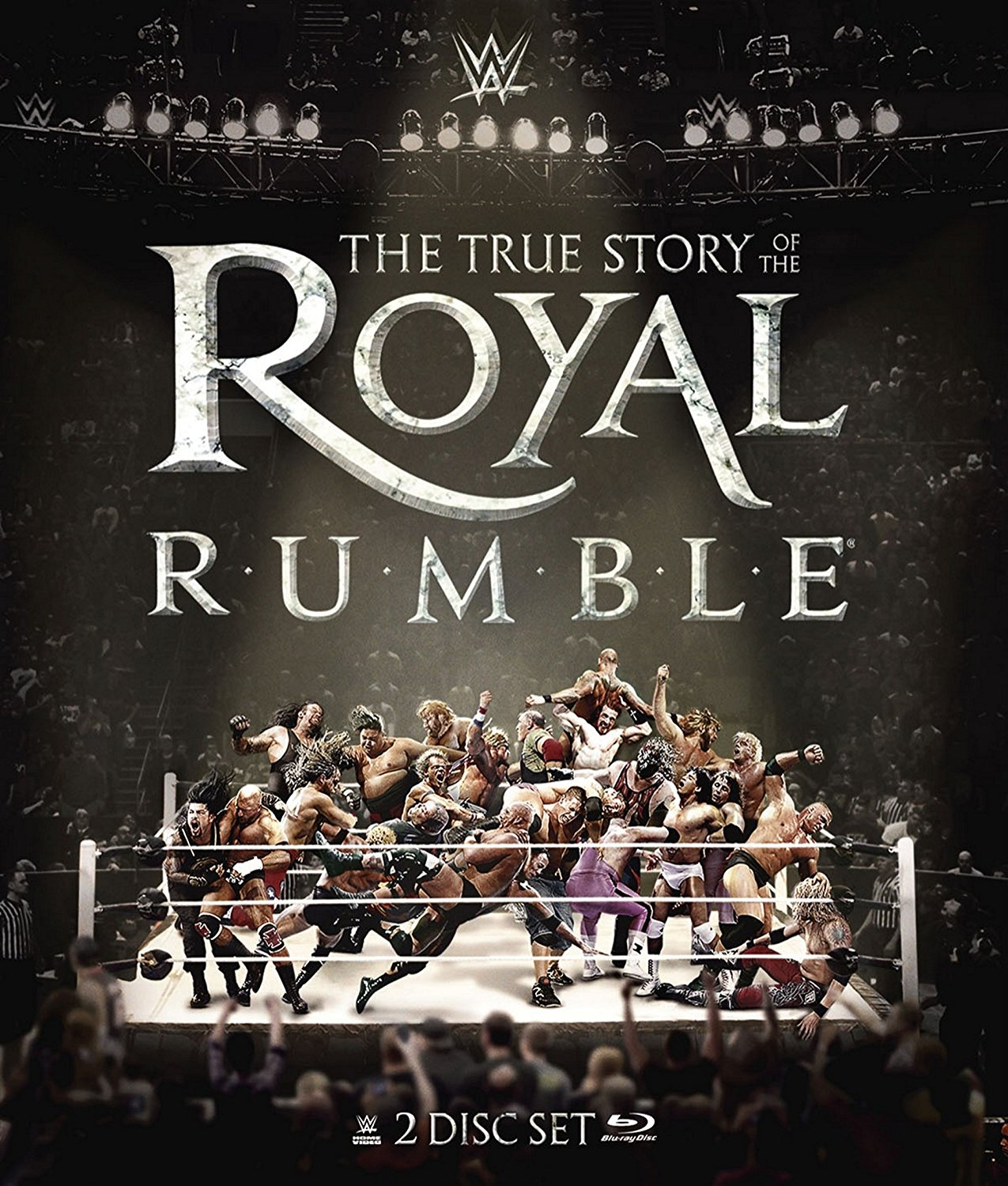 WWE - WWE: The True Story of the Royal Rumble
