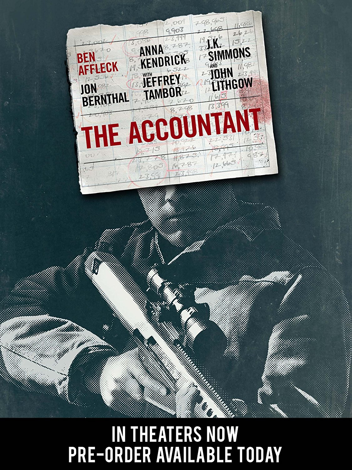 The Accountant [Movie] - The Accountant