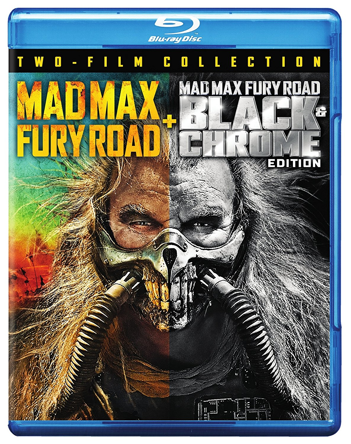 Mad Max [Movie] - Mad Max: Fury Road / Fury Road: Black & Chrome (BD Double Feature)