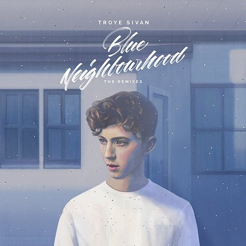 Troye Sivan - Blue Neighbourhood [Colored Vinyl] (Pnk) (Uk)