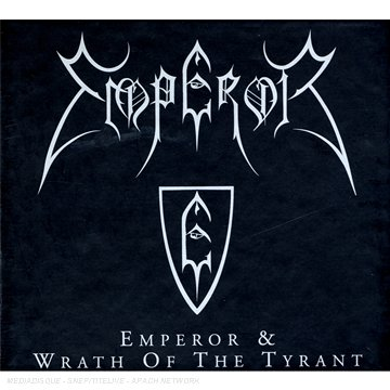 Emperor - Wrath Of The Tyrant (Blk) [Clear Vinyl] (Red) (Uk)