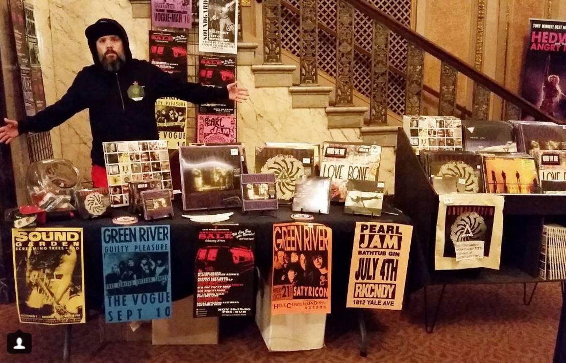 Newsitem Easy Street Records
