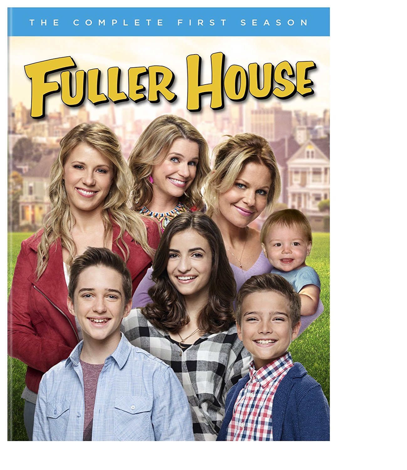 Fuller House [TV Series] - Fuller House: The Complete First Season