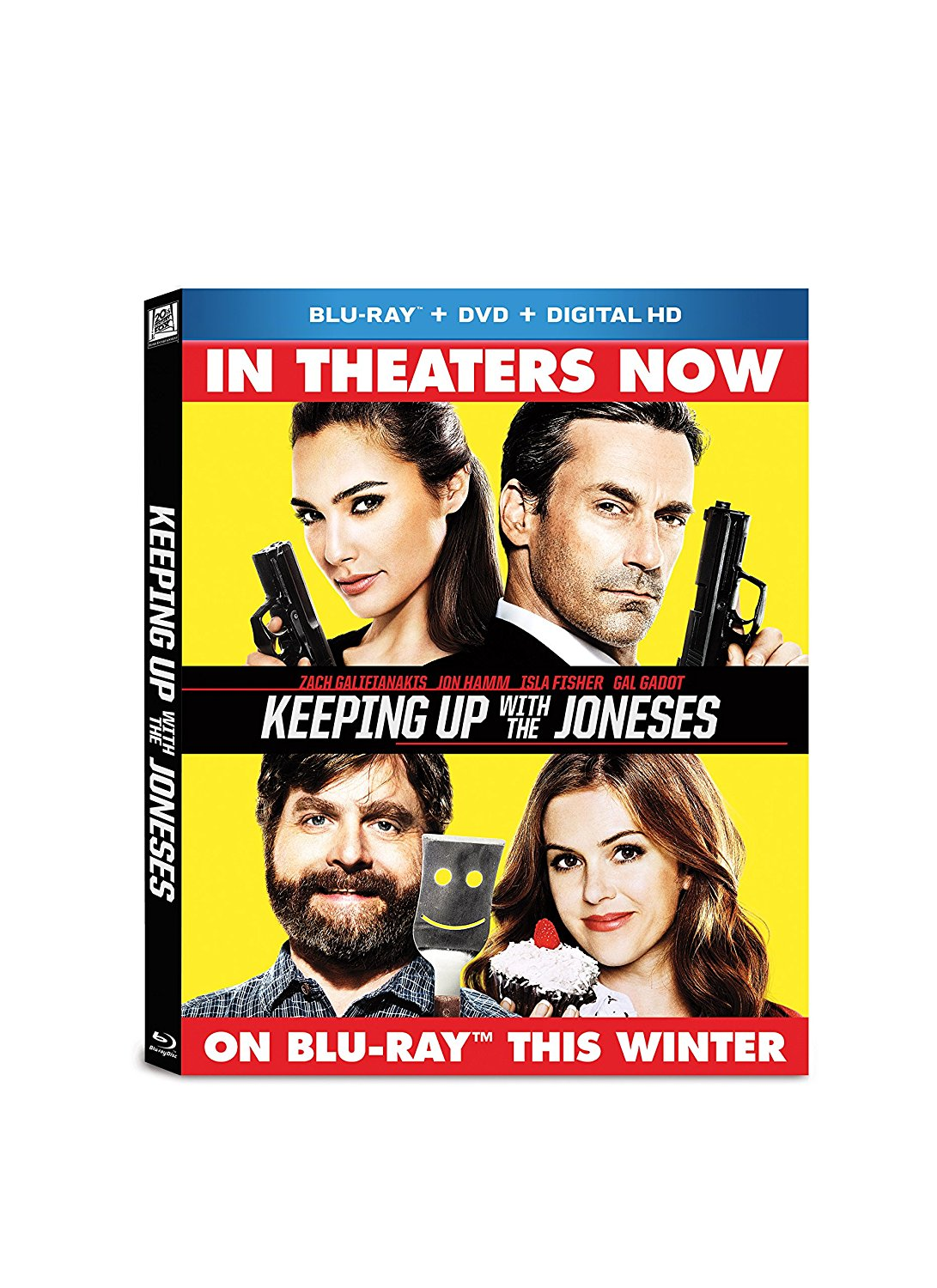 Keeping Up With The Joneses [Movie] - Keeping Up With The Joneses