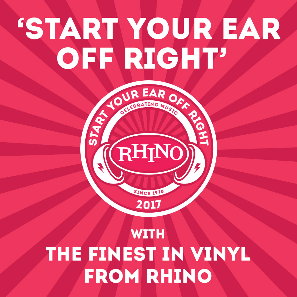 Rhino Records' Start Your Ear Off Right