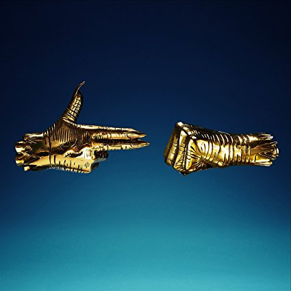 Run the Jewels 3 Listening Party (Band Not Included)