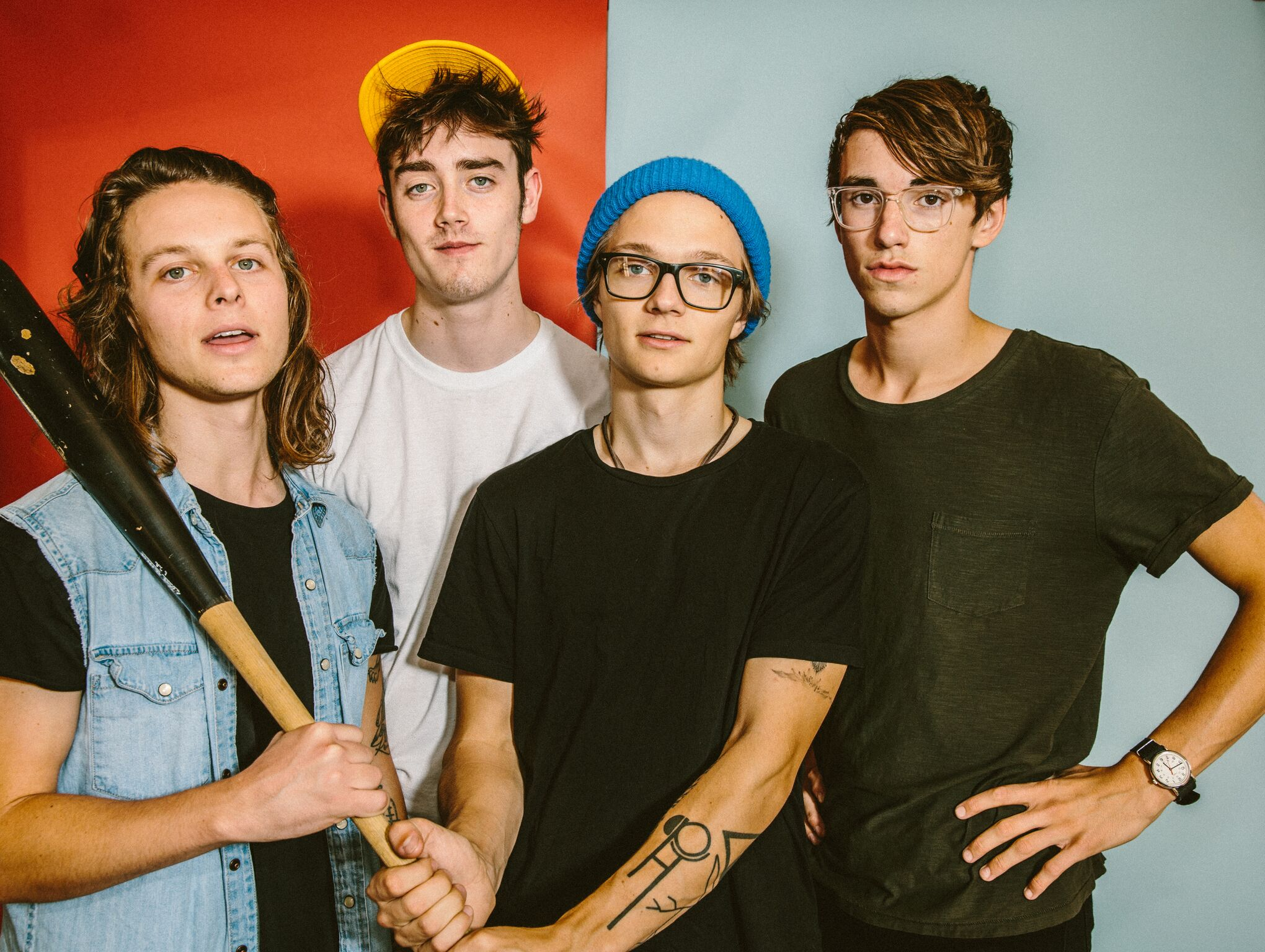 Hippo Campus Private In-store Performance and Signing (SOLD OUT)