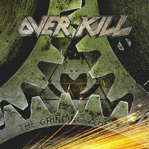 Overkill - The Grinding Wheel [Limited Edition Orange Vinyl]