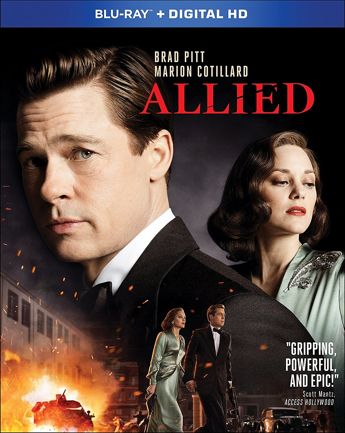 Allied [Movie] - Allied