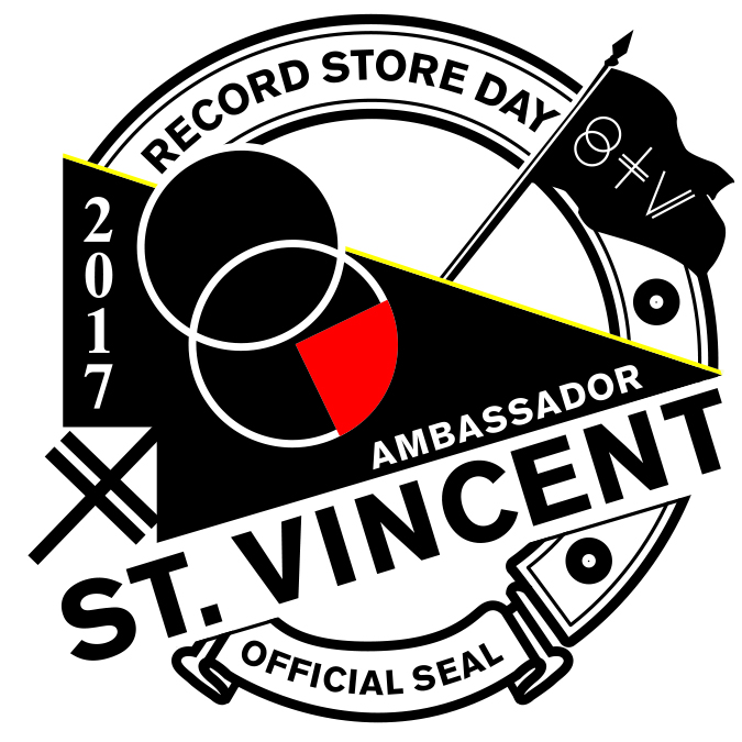 ST. VINCENT: RECORD STORE DAY 2017 AMBASSADOR