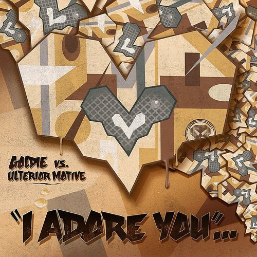 Goldie - I Adore You - Single