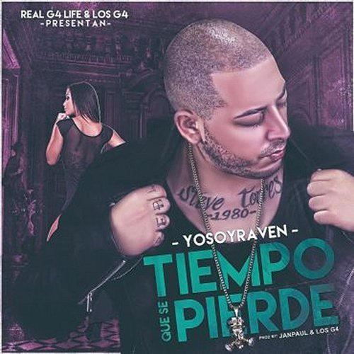 Raven - Tiempo Que Se Pierde - Single