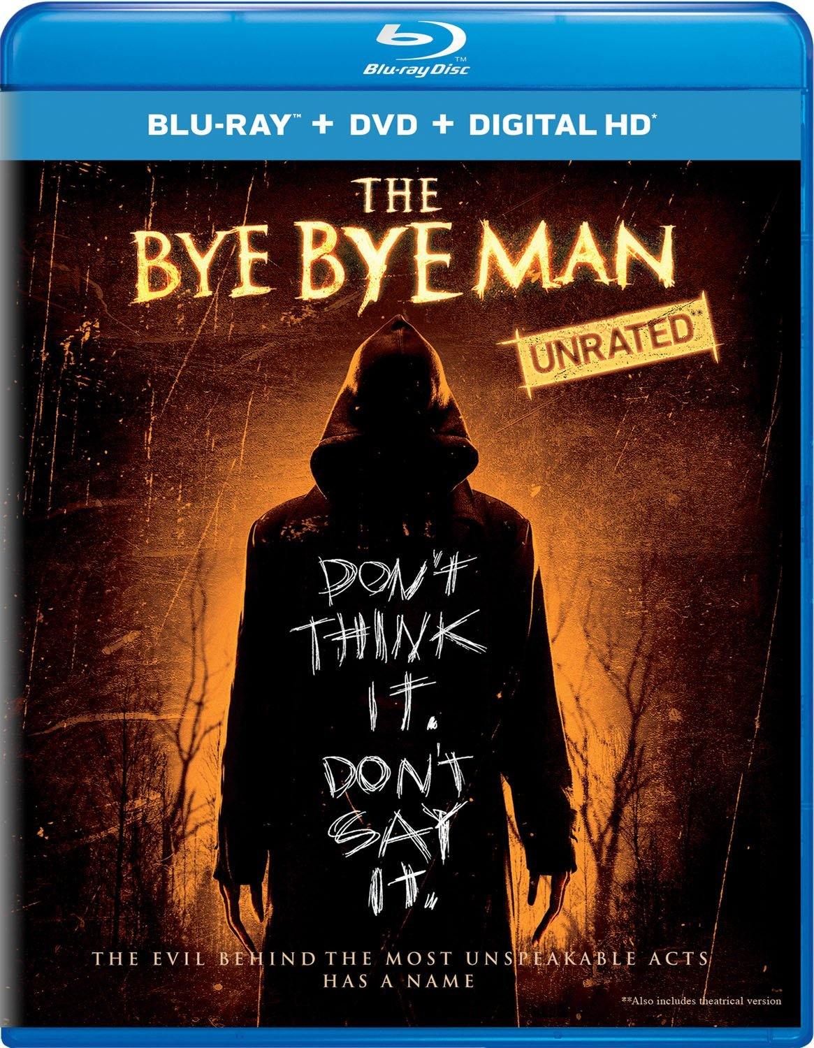 The Bye Bye Man [Movie] - The Bye Bye Man