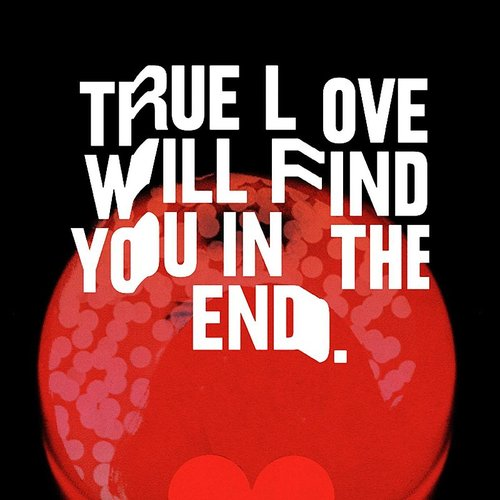 Beck - True Love Will Find You In The End - Single