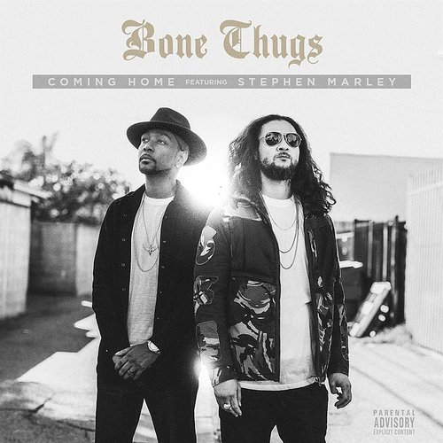 Bone Thugs-N-Harmony - Coming Home (Feat. Stephen Marley) - Single