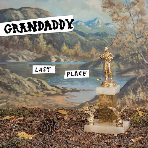 Grandaddy - Last Place [Blue Vinyl]