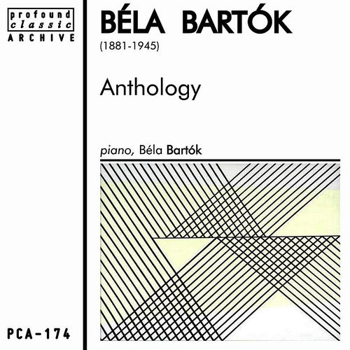 Michael Hurley - Béla Bartók Anthology