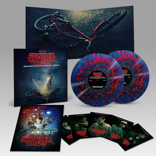Stranger Things Soundtrack Vol.1 [Deluxe Edition Vinyl]