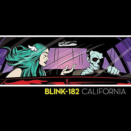 Blink-182 - California [Deluxe Edition 2CD]