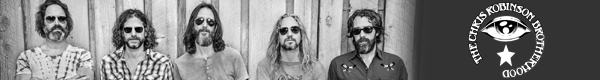 CHRIS ROBINSON BROTHERHOOD - Betty's Self-Rising Southern Blends Vol. 3