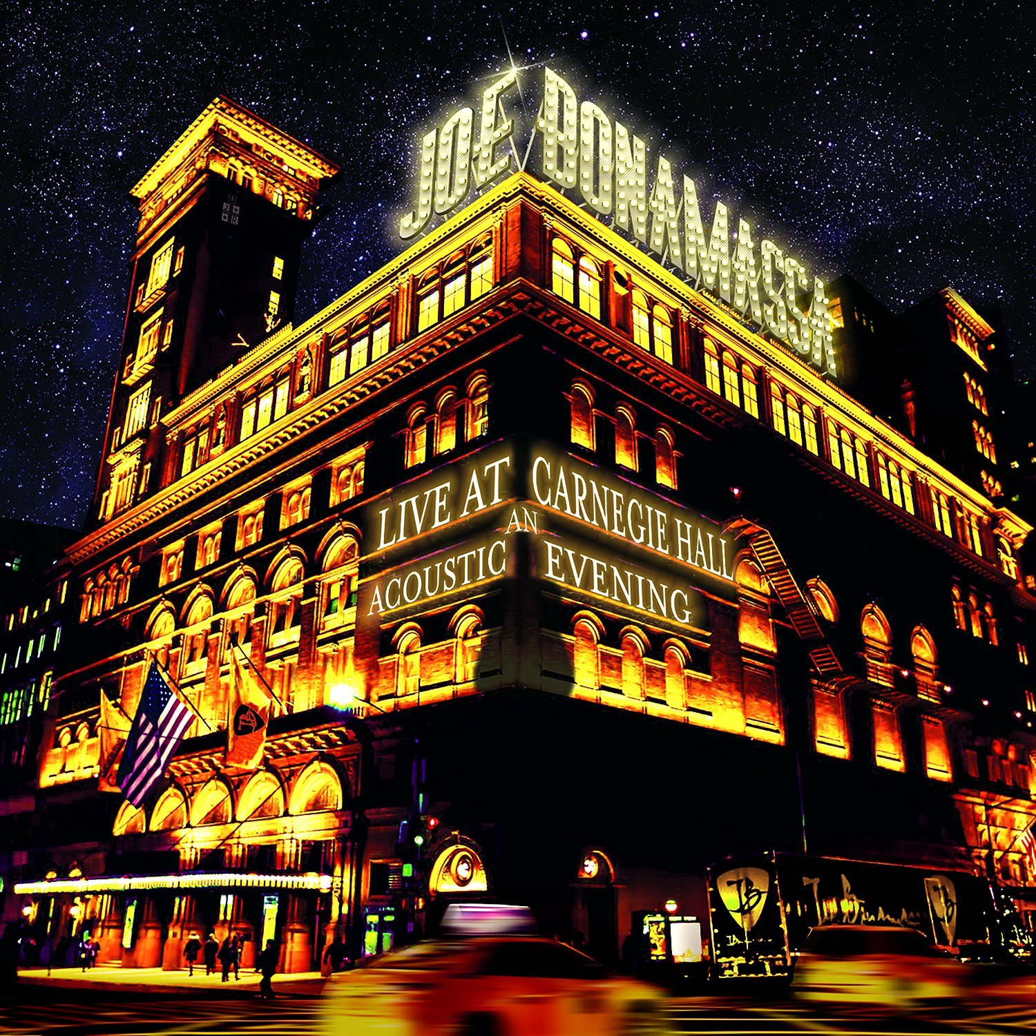Joe Bonamassa - Live At Carnegie Hall: An Acoustic Evening [2CD]
